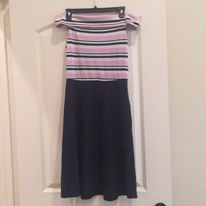 Byer Too! Black and pink dress size 9